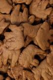 Chocolate Animal Crackers Royalty Free Stock Photos