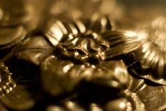 Chocolate art Stock Photography