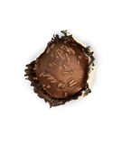 Chocolate ball Royalty Free Stock Photo