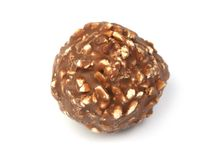 Chocolate ball Stock Photos