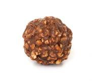 Chocolate ball. Royalty Free Stock Image