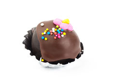 Chocolate ball Royalty Free Stock Images