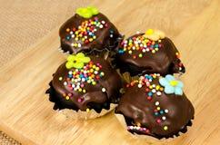 Chocolate ball Royalty Free Stock Photo