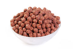 Chocolate Balls Royalty Free Stock Photography