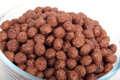 Chocolate balls Stock Photos