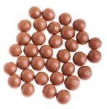 Chocolate balls Stock Photography