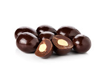 Free Chocolate Balls Royalty Free Stock Image - 49442766