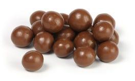 Chocolate balls Royalty Free Stock Photo