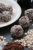 Chocolate Balls Royalty Free Stock Image