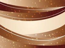Chocolate_banner Images libres de droits