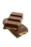 Chocolate bar Royalty Free Stock Photography