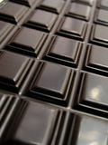Chocolate bar. Close-up Stock Photos