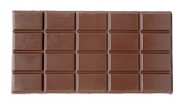 Chocolate bar 7 Royalty Free Stock Photography