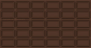 Chocolate bar. background of chocolate Royalty Free Stock Photos