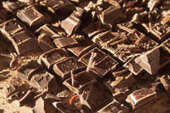Chocolate Royalty Free Stock Photos
