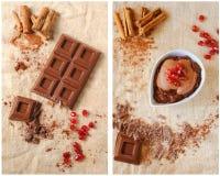 Chocolate Bar Royalty Free Stock Photos