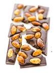 Chocolate bar Stock Image