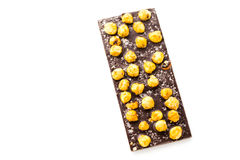 Chocolate bar Royalty Free Stock Photography