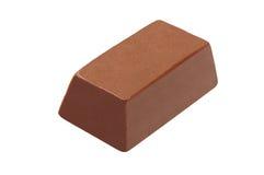 Chocolate Bar. Isolated On White Background Stock Images
