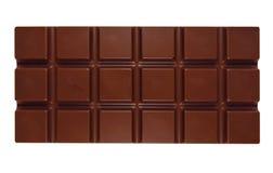 Chocolate bar isolated Royalty Free Stock Image