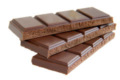 Chocolate bar new 2 Royalty Free Stock Photography