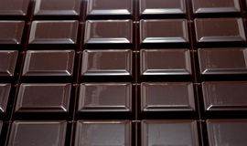 Chocolate Bar with path 2 Stock Photography