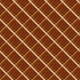 Chocolate bar seamless pattern Royalty Free Stock Photo