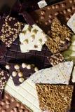 Chocolate bars Royalty Free Stock Photo