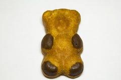 Chocolate bear Stock Photo