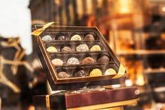 Chocolate belga Fotografía de archivo