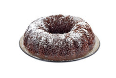 Chocolate biscuit cake Stock Photo