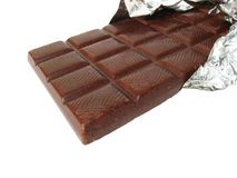 Chocolate block Royalty Free Stock Photos