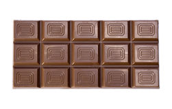 Chocolate block Royalty Free Stock Photography