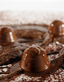 Chocolate bonanza Royalty Free Stock Photography