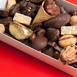 Chocolate Box Royalty Free Stock Image