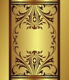 Chocolate box. Illustration of chocolate box design Royalty Free Stock Photography