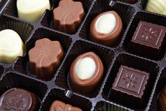 Chocolate box Stock Image