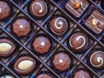 Chocolate box Stock Photo