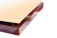 Chocolate in a box Stock Photography