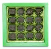 Chocolate box  Stock Images