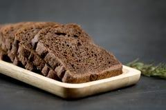 Chocolate Bread Sliced Royalty Free Stock Photo