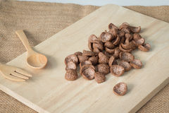 Chocolate breakfast cereal Stock Photos