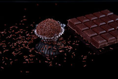Chocolate - brigadier Royalty Free Stock Photos