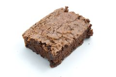 Chocolate Brownie Royalty Free Stock Photography