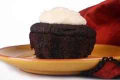 Chocolate Brownie stock image
