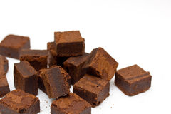 Chocolate Brownies Stock Photography