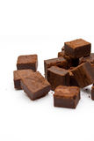 Chocolate Brownies Royalty Free Stock Photography