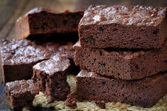 Free Chocolate Brownies Stock Photo - 59783720