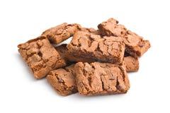 Chocolate brownies Royalty Free Stock Image