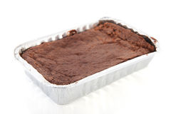 Chocolate brownies Royalty Free Stock Images